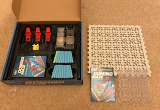 Photo of Domino Maze Review