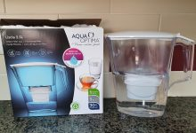 Photo of The Liscia Water Filter Jug Review
