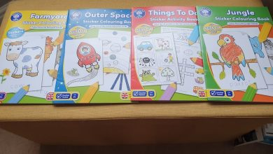 Photo of Orchard Toys Colouring and Activity Books Review