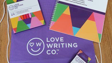 Photo of Ages 6-9 – Love Writing Co. Better Writing Pack Review
