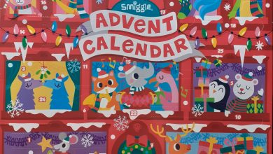 Photo of Smiggle Advent Calendar Review