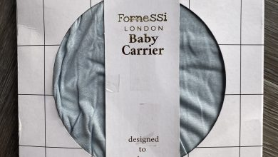 Photo of Fornessi Baby Wrap Carrier Review