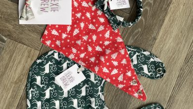 Photo of Lexie Drew Handmade Baby Accessories, Christmas styles Review
