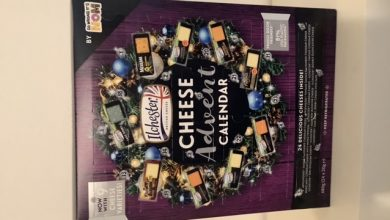 Photo of Ilchester Cheese Advent Calendar Review