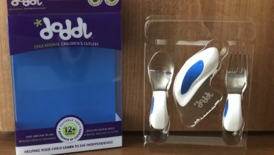 Photo of Doddl Childs Cutlery Set Review