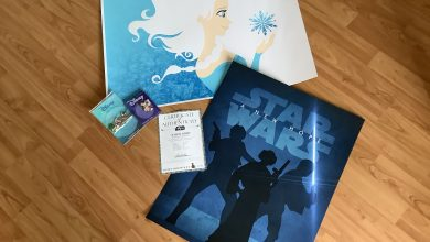 Photo of Star Wars and Disney Pins and Posters Review