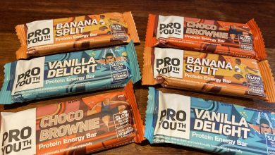Photo of Pro Youth Nutrition Protein Energy Bars Review