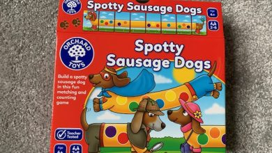 Photo of Spotty Sausage Dog: Orchard Toys Review