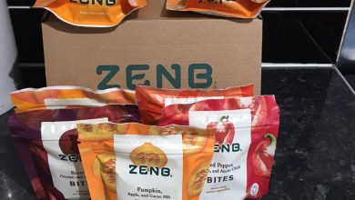 Photo of Zenb Veggie Bites Review