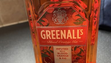 Photo of Greenall's Blood Orange and Fig Gin Review