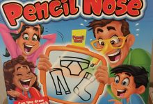 Photo of Pencil Nose Board Game Review