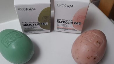 Photo of Procoal – The Original Glycolic Egg and The Original Salicylic Egg Review