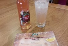 Photo of Robinsons Crushed Apple and Cinnamon Fruit Cordial Review