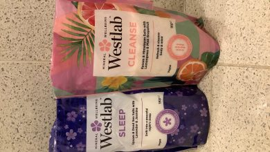 Photo of Westlab Bath Salts Review