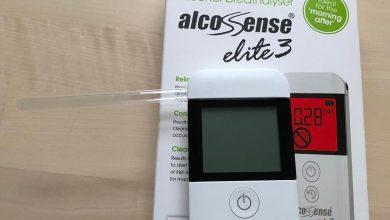 Photo of Alcosense Elite 3 Review