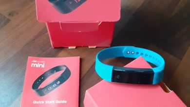 Photo of FOURFIT Mini Fitness Tracker and Activity Watch Review