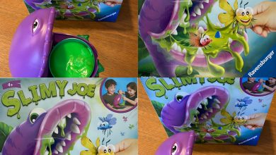 Photo of Slimy Joe Game By Ravensburger Review