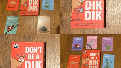 Photo of Don't Be A Dik Dik Card Game by Ginger Fox Limited Review