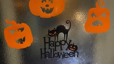 Photo of Halloween Crafting With The Cricut Joy