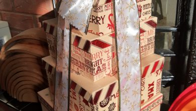 Photo of The Fancy Festive Fayre Gift Tower Review
