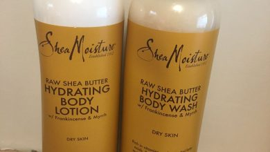 Photo of Shea Moisture Bath and Body Products Review