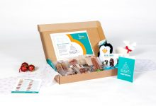 Photo of Nibble and Nosh Christmas Dog Treat Hamper: Competition – ENDED