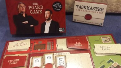 Photo of Taskmaster The Board Game And Game Expansion Pack Review