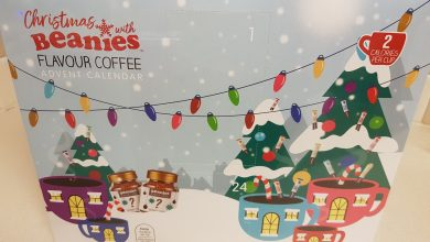 Photo of Beanies Flavour Coffee Advent Calendar Review