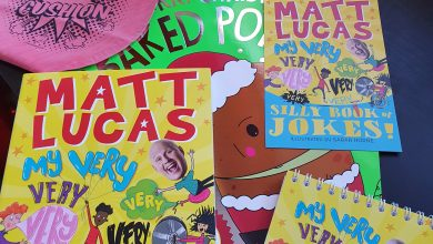 Photo of Matt Lucas My Very Very Very Very Very Very Very Silly Book Of Jokes And Merry Christmas, Baked Potato Review
