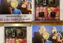 Photo of Personalised Sweet Tin By Proper Goose Review