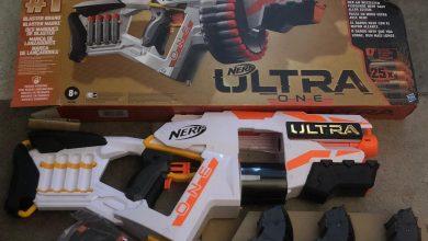 Photo of Nerf Ultra One Motorised Blaster Review