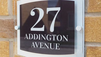 Photo of Village Green Signs – House Sign Review