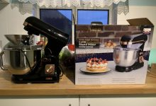Photo of Tower T12033RG Stand Mixer With 5 Litre Bowl From AO.com Review