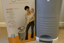 Photo of Korbell Nappy Bin Review