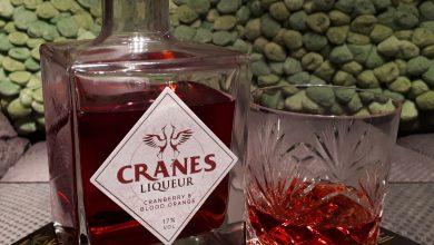 Photo of Cranes Cranberry and Blood Orange Liqueur Review