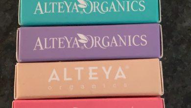 Photo of Alteya Organics Lip Balm (619) Review