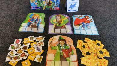 Photo of Orchard Toys Mammoth Maths and Magic Maths Review