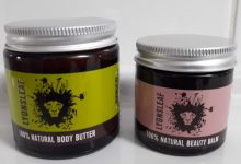 Photo of Lyonsleaf 100% Natural Body Butter and Beauty Balm Review
