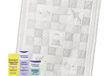 Photo of Win A White Company Noah's Ark Cot Quilt With Metanium Competition