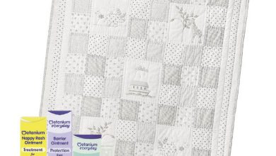 Photo of Win A White Company Noah's Ark Cot Quilt With Metanium Competition – ENDED