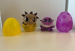 Photo of Dreamworks Dragons Plush Dragon Eggs Assortment Review