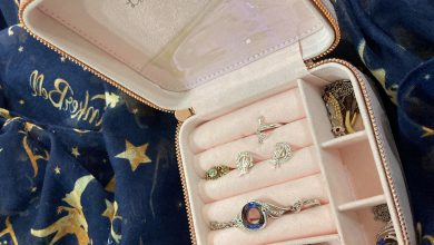 Photo of Silhouette London – Travel Lavender Jewellery Box Review