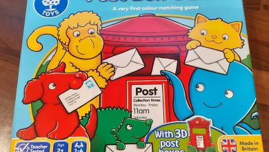 Photo of Orchard Toys Post Box Game Review