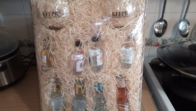Photo of KEEPR's British Gin Tasting Set With Glasses And Fever-Tree Mixers Review
