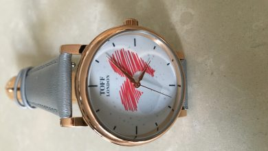 Photo of TOFF LONDON Watch Review