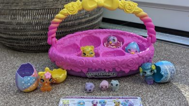 Photo of Hatchimal CollEGGtibles Spring Basket Review